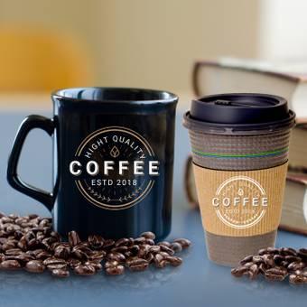 Mug and Takeout Cup