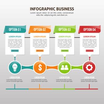 Option Infographics