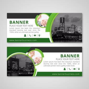Business banner