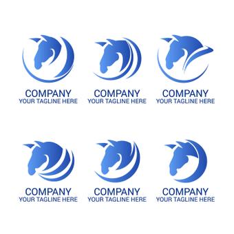 사업 로고