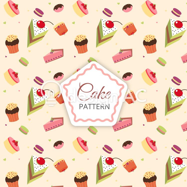 Cake Pattern Free Template Designac