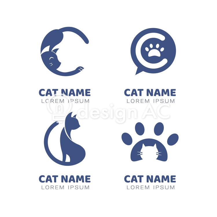 Cat Logo Design Free Template Designac