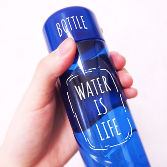 Mock-Up / Bottled Water