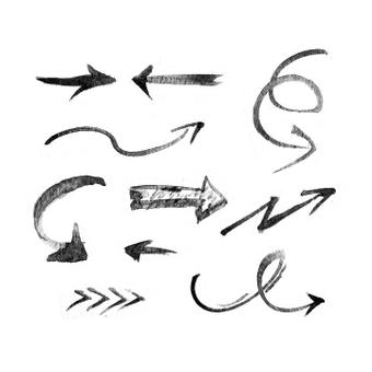 Pennello a freccia