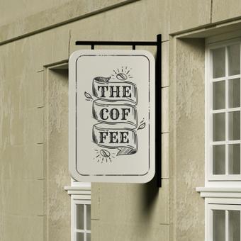 Mockup coffee