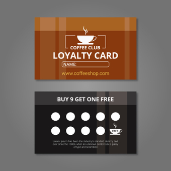 Royalty Card