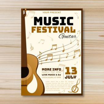 Poster · Music Festival