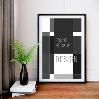 Mockup di frame