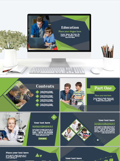 教育PowerPoint