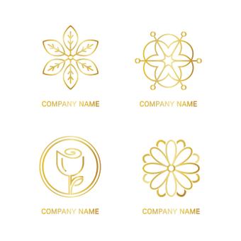 Muestra de marca de logotipo