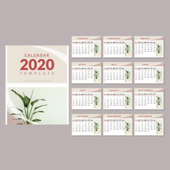 Plant calendar