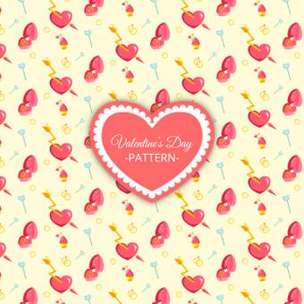 Valentine's Day Pattern