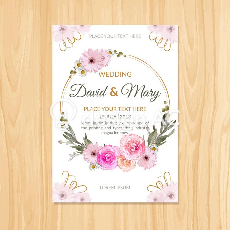 Wedding Card Free Template Designac