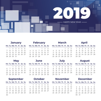 Figure calendar