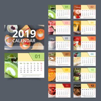 Sweets calendar