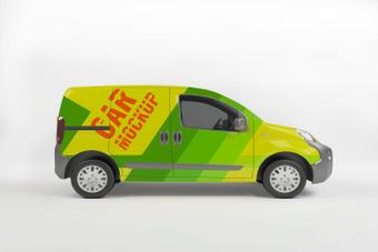 Car mockup