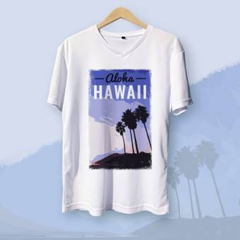 Hawaii-T-Shirt