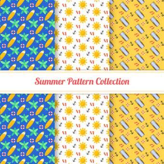 여름 패턴