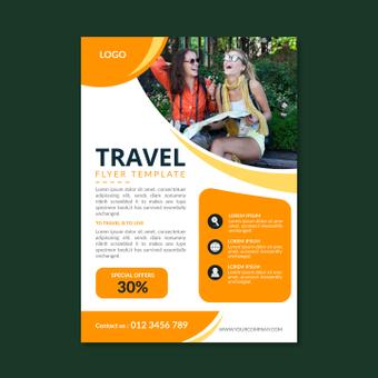Туристический плакат