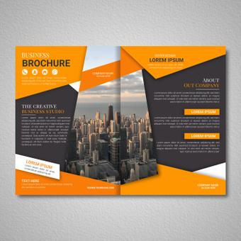Business brochure