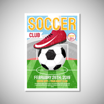 海报足球俱乐部