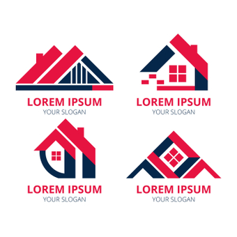 Building Logo Set