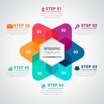 Infograph template