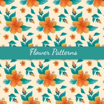 Floral pattern