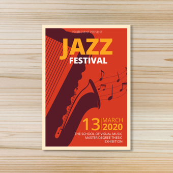 Poster · Jazz Festival